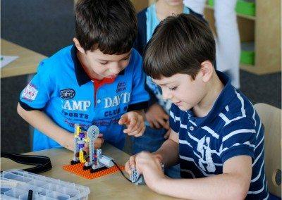 Modellbau mit LEGO® Materilien